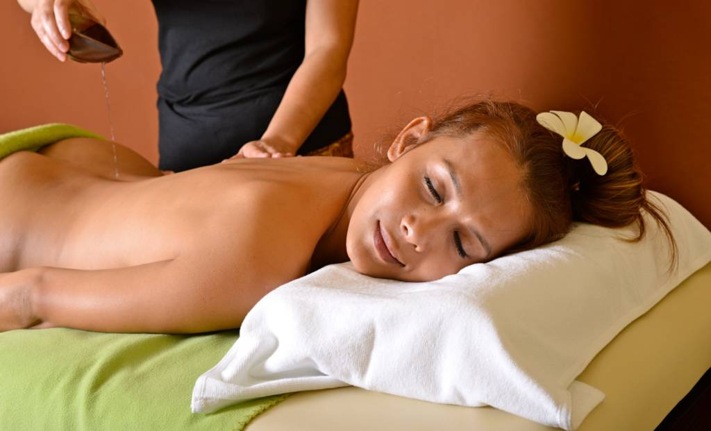 Thai Öl Massage